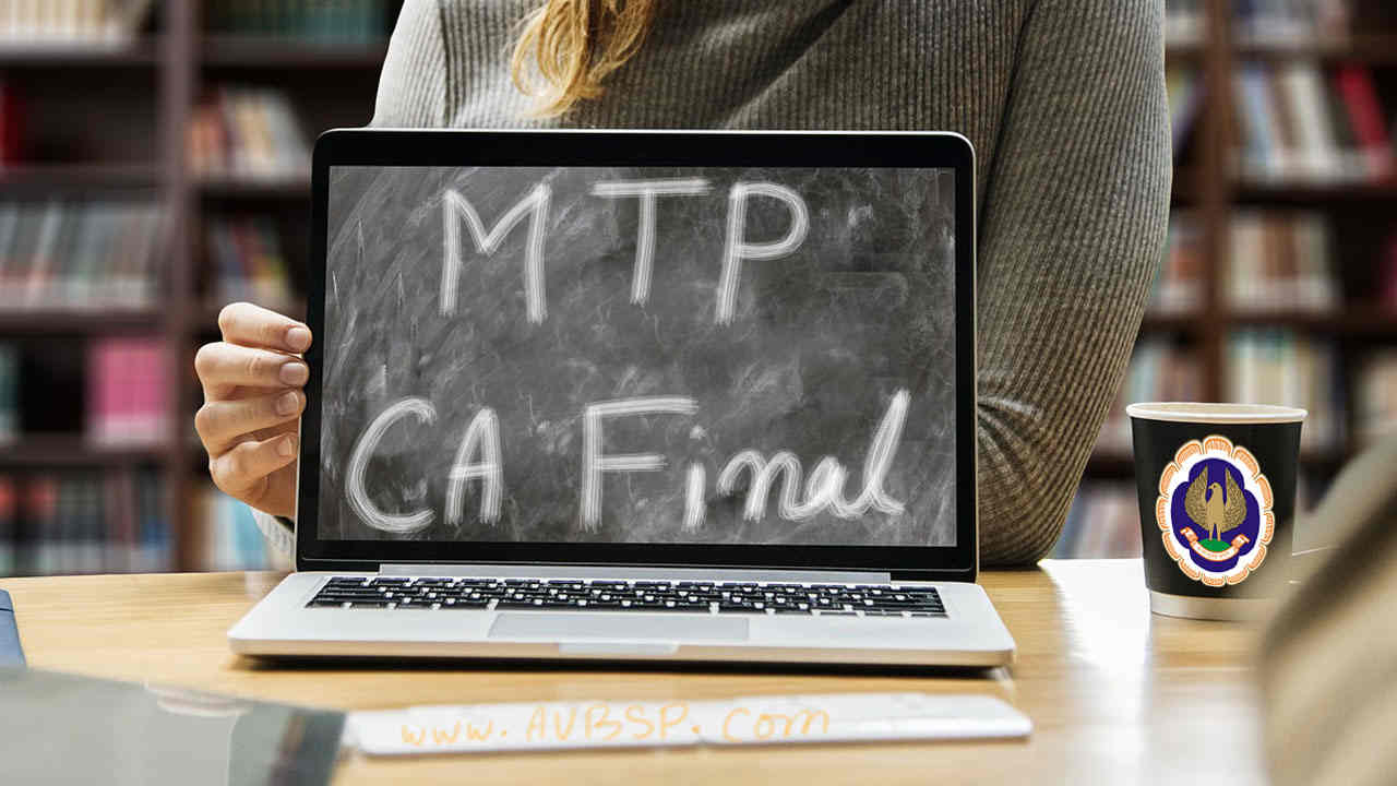 CA Final Mock Test Paper Revised Schedule Nov 2019 Exams – AUBSP