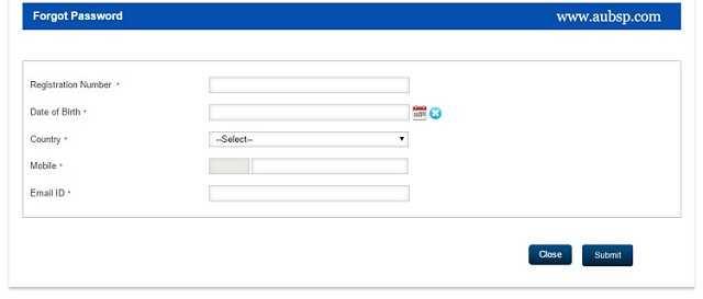 ICSI Create Account