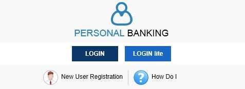 SBI Personal Banking